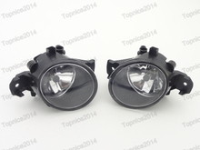 1Pair OEM Front Bumper Fog Lights for Nissan Versa 2012-2014
