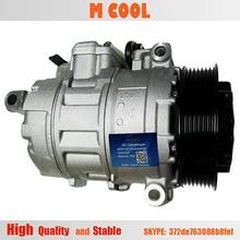 For 7SEU17C AC Compressor Porsche CAYENNE 955 957 2002- 7L5820803 7L5820803A 94812601100 94812601101 95812601400 447260-0630