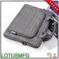 Gearmax Laptop Case 11 Дизайн Одежды Мужчины Ноутбук Сумки Водонепроницаемый Холст Сумка Для Ноутбука 15.6 + Бесплатная Крышка Клавиатуры для Macbook Air 11