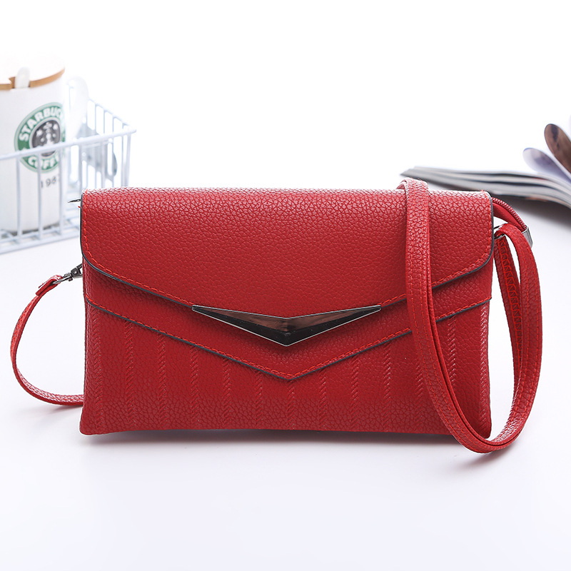 2017 Envelope Clutch Bag Handbags Women Leather Casual Female Women Bags Cross Body Bags Tote Famous brands Messenger Bag