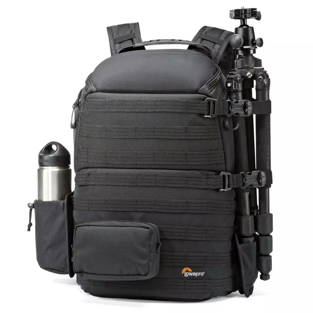 Wholesale Lowepro ProTactic 350 AW DSLR Camera Photo Bag Genuine Laptop Backpack with All Weather Cover