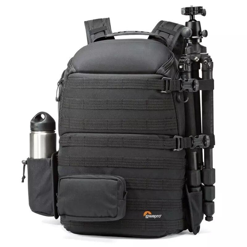 En gros Lowepro ProTactic 350 AW DSLR appareil Photo sac véritable sac à dos pour ordinateur portable avec couverture tous temps