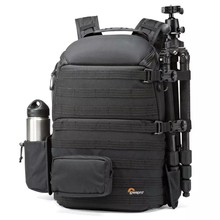 Wholesale Lowepro ProTactic 350 AW DSLR Camera Photo Bag Genuine Laptop Backpack with All Weather Cover(China)