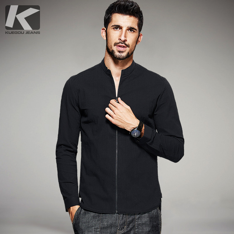 Online Buy Wholesale black shirt khakis from China black shirt ...