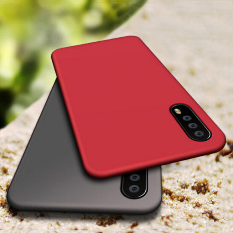 Matte Anti-Skid Phone Huawei P20 Lite P20 Pro Hard PC Plastic Back Cover For Huawai P20 Plus Full Coverage Capa