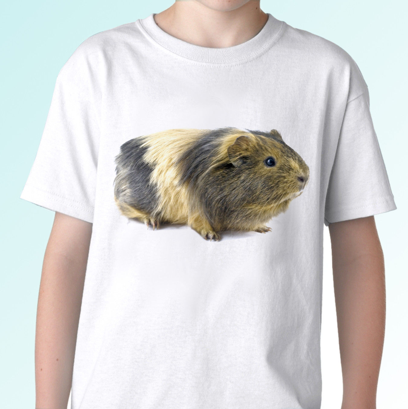 1a4d7cc0 Guinea Pig white t shirt animal tee top design - mens womens kids baby  sizes New T Shirts Funny Tops Tee New Unisex Funny Tops