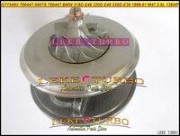 Cartucho Turbo Chra Core GT1549V 700447-5008S 700447-5007S 700447 turbocompresor para BMW 318D 320D E46 520D E39 1999-01 M47 2.0L