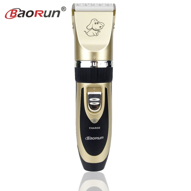 Professional Pet Cat Dog Hair Trimmer Dog Grooming Kit Rechargeable Electrical Clipper Shaver Pet Fur Nail Accessories