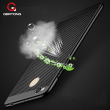 GerTong Cover Case For Xiaomi Redmi 4A Note 4 4X Pro 3S 3 Mi 5 6 Mi5 Mi6 Funda Coque Phone Shell Heat Dissipation Protect Armor