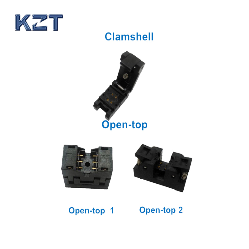 new arrival Crystal oscillator socket for 8pin crystal 7X5mm MIS CXP08-000-CP/TP71NT crystal test burn-in socket crystal probe oscillator test socket burn in socket for 7050 4pin crystal size 7 0x5 0mm xo crystal test socket burn in socket