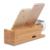 Apple watch stand, de bambú de Madera de Soporte de Carga, 3 en 1 reloj iphone soporte sostenedor de la horquilla para apple watch 38mm y 42mm