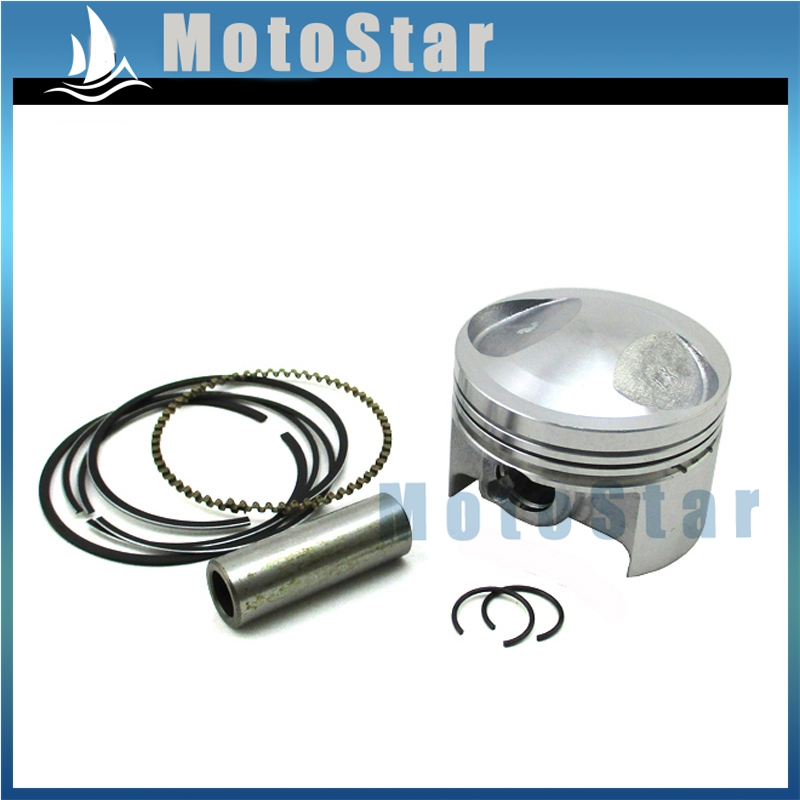 Atv Parts & Accessories United 52.4mm 13mm Pin Piston Rings Kit 110cc 125cc Engine Quad Dirt Bike Atv Buggy Non-Ironing Atv,rv,boat & Other Vehicle