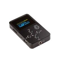 새로운 xduoo x2 sd 카드 mp4 음악 플레이어 무손실 디지털 음악 지원 dsd/ape/flac/wavwma/ogg/mp3 듀얼 sd 슬롯 mp4 플레이어