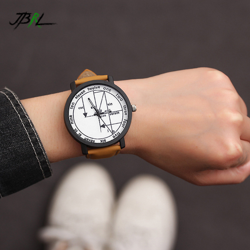 Watches Children Wrist Clock Simple Analog Bracelet Quartz WristWatch For Girls Boys Kids Dress PU Strap Watch Relogio Infantil