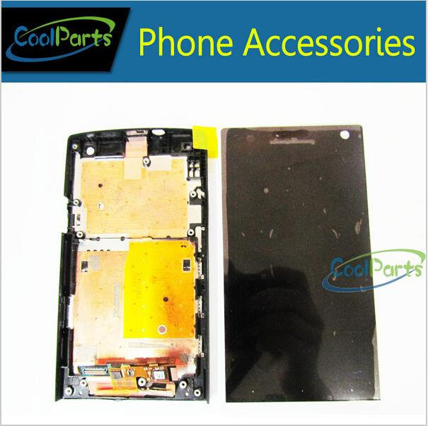 Подробнее о Free DHL EMS,Full LCD Display and Touch Screen Digitizer Assembly With Frame For Sony Ericsson Xperia S LT26 LT26i  10PC/Lot wholesale black and white lcd screen display and touch screen digitizer assembly for sony for xperia m5 free dhl ems shipping
