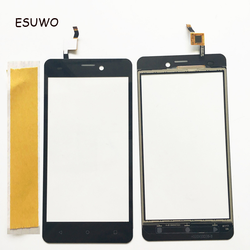 ESUWO Touchscreen Digitizer Front Glas Für Prestigio Muze A5 PSP5502 PSP 5502 DUO Touchscreen Sensor Touch Panel