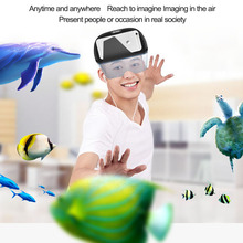 Augmented Reality 3D Glasses
