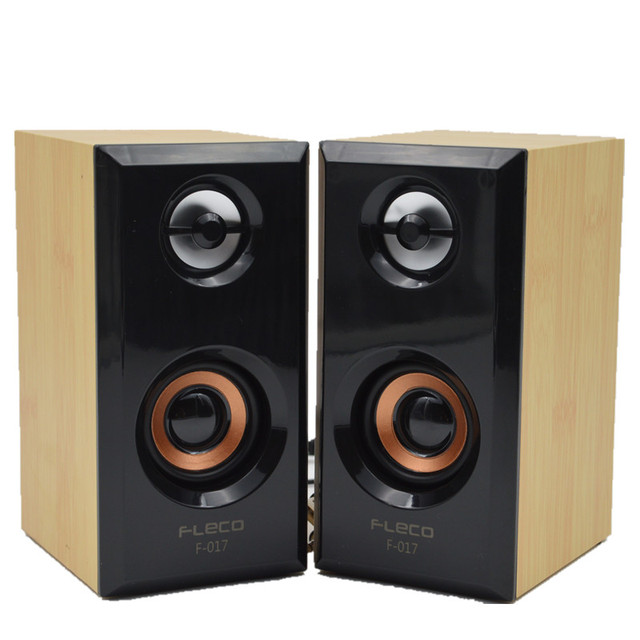 Best Quality Wood Speaker For Home Theater In China In Portable