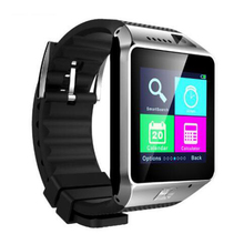 2016 Update GV08 Bluetooth Smart Watch GV08S Wristwatch With 1 5 inch LCD 2 0MP Camera