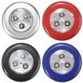 Lápiz Táctil de 3 LED Táctil Luz de La Noche la Luz Del Gabinete de Pared Del Gabinete de Cocina Clic Grifo Lámpara AAA Con Pilas