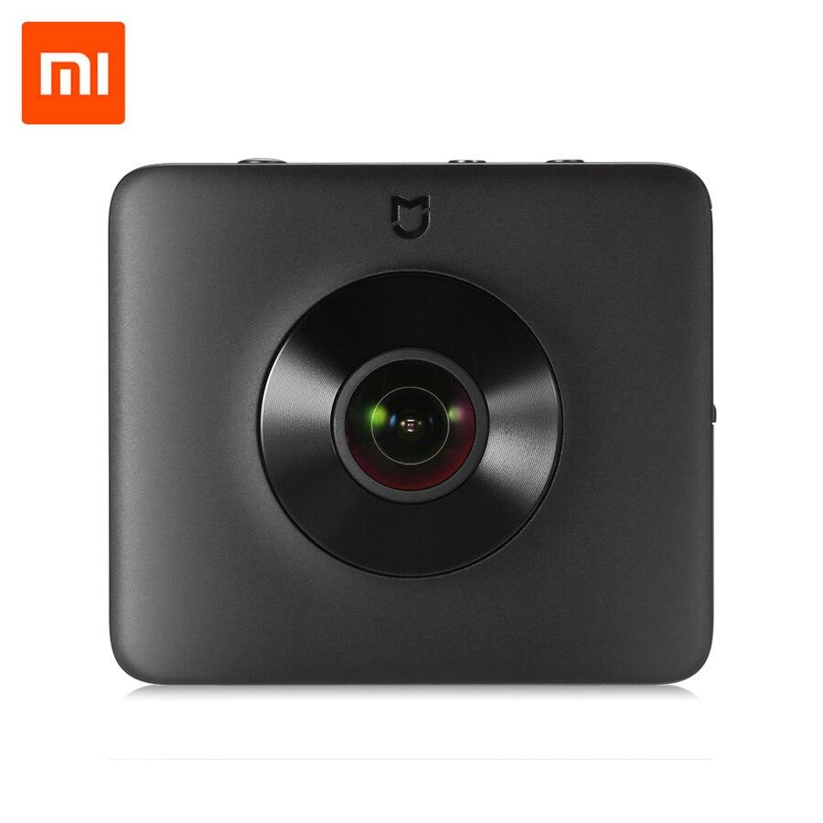 Mondial Version Xiaomi Mijia Sphère 360 Panorama D'action Caméra 23.88MP Capteur Ambarella A12 3.5 K Vidéo Enregistrement WiFi Bluetooth