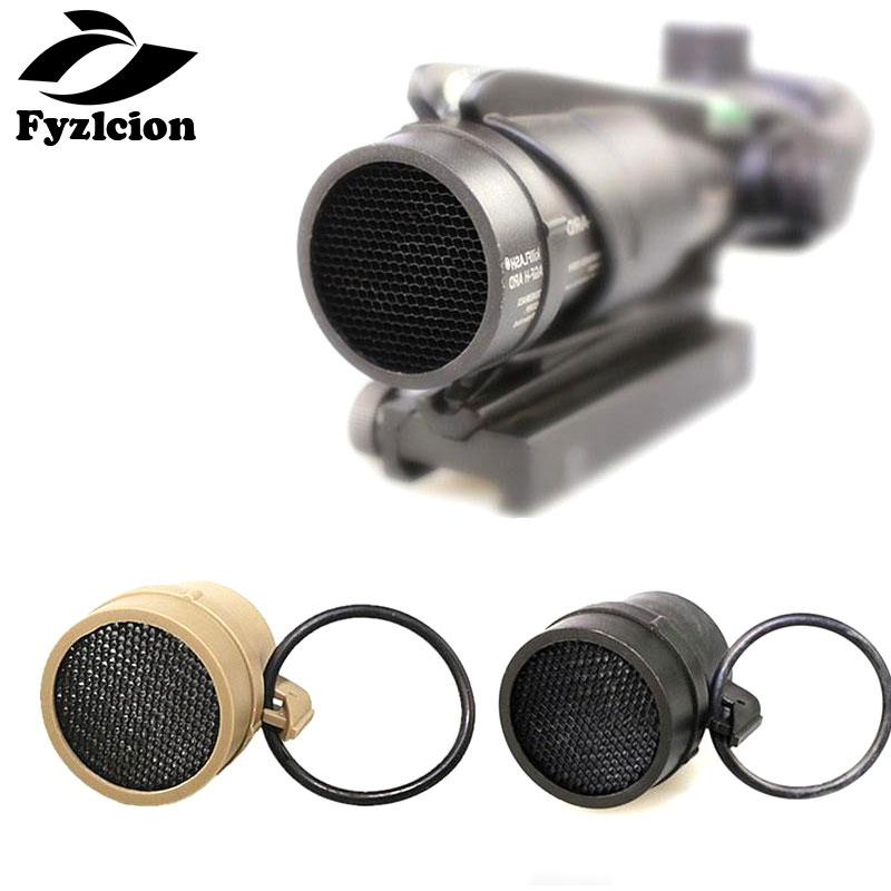 Hunting Trijicon 4X32 ACOG Series Defender Protector Cover Cap Anti-Reflection Device
