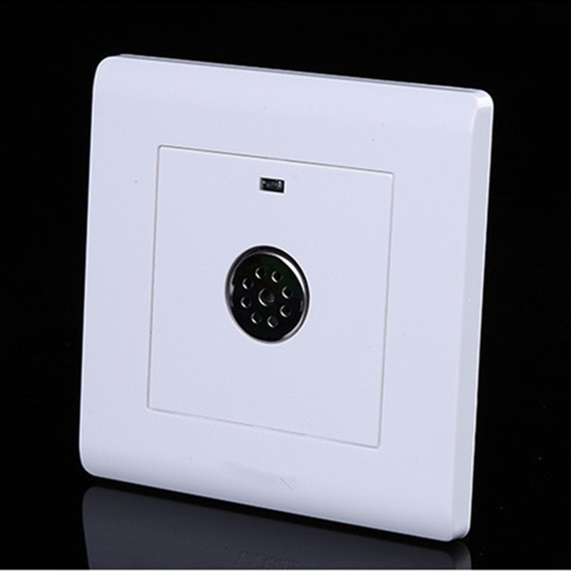 Wholesale voice-activated switch delay sensor switch sound and light control switch AC 180V~250V 10A 50HZ 60HZ free shipping icoco sound control light 3w e27 light bulb voice activated intelligent led sensor lamp small night light for corridor bedroom