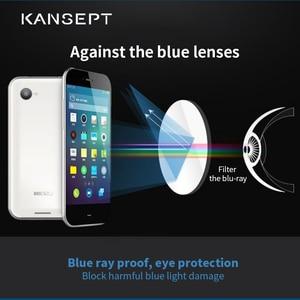 Image 4 - 1.61 Index Anti Blue Ray Prescription Lenses Aspherical Computer Professional Lens Anti Radiation Optical Myopia Hyperopia Lens