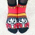 Primavera Mujeres de La Historieta Linda Calcetines One Piece Luffy Chopper Tejer Calcetines Chica Calcetín Zapatillas Calcetines de Los Hombres