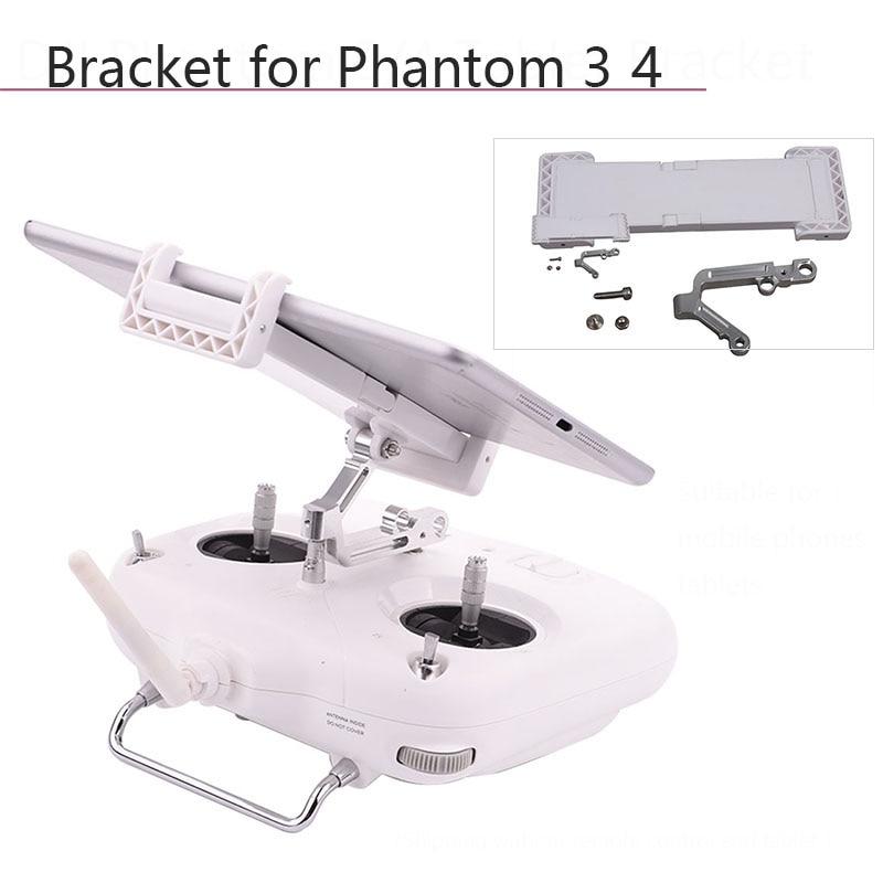 Remote Controller Tablet Bracket Mount Holder For IPad Mini For DJI Phantom 3 3S SE 3A 3P Phantom 4 Vision Inspire 1 Part