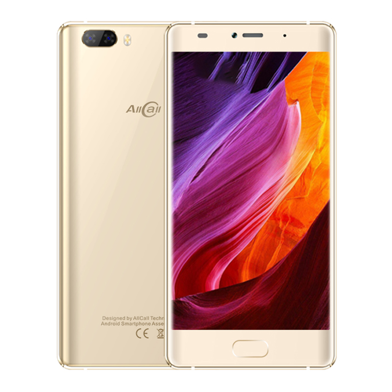 Original ALLCALL Rio S 4G Phablet Smartphone 5 5 Inch Android 7 0 MTK6737 Quad Core