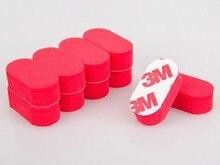 10Pcs lot QAV180 210 QAV250 3M damping ball pad sponge mat lightweight shockproof