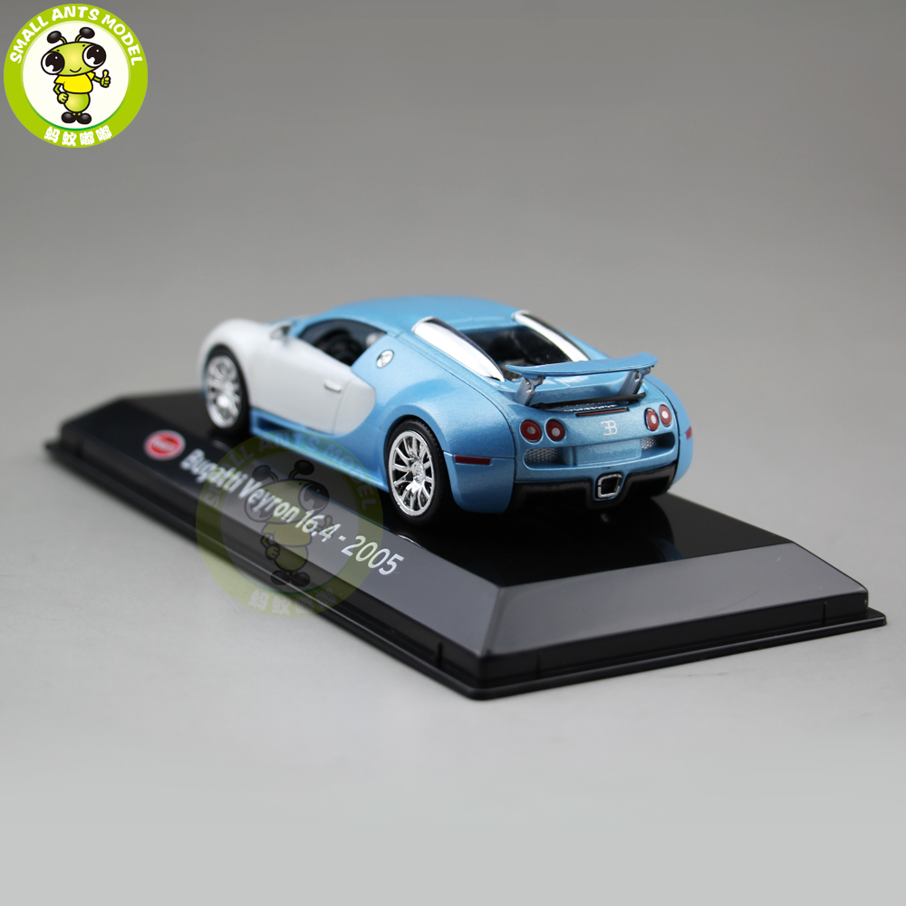 1/43 Bugatti Veyron 16.4 2005 Supre Car Diecast Metal Car Model Boy Girl Birthday Gift