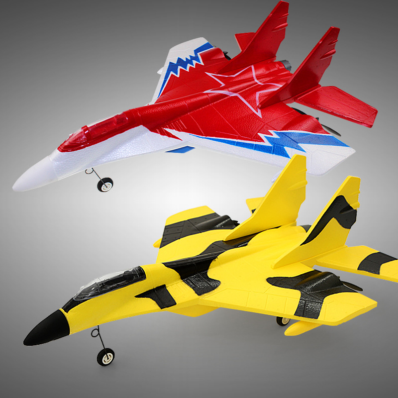Included 16 Aerial Drones Large Toy Glider EPP Model Aircraft Small SU 27