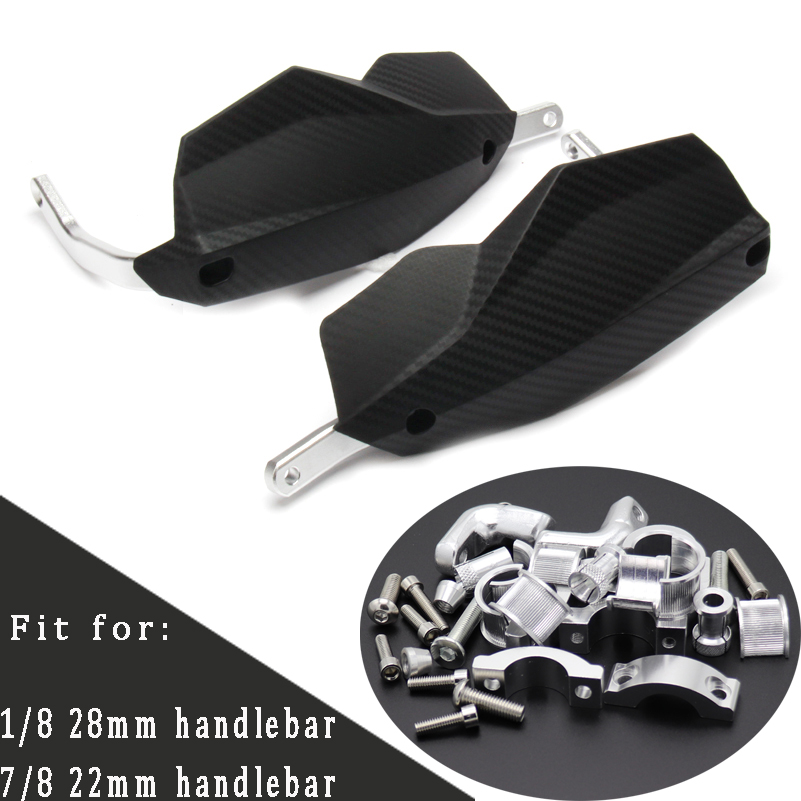 New Motorcycle Hand Guards Handguards Protector For SWM RS125 RS300R RS500R RS650R MC250S RS340S SM650R SM500R