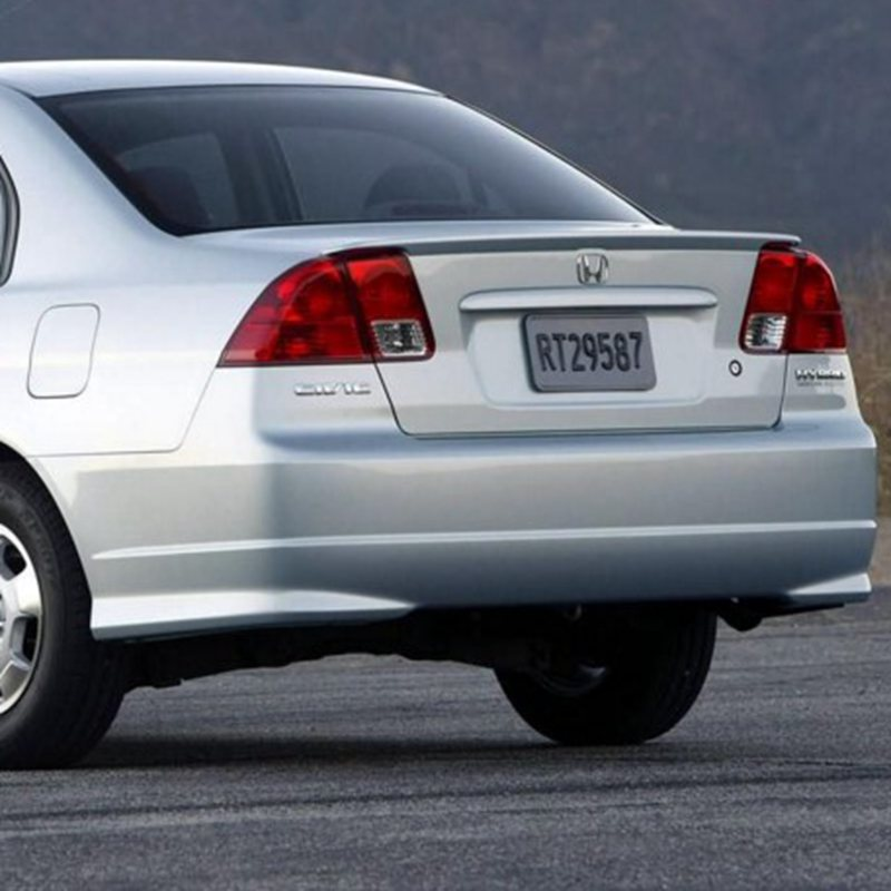 Use For Honda Civic 2004 2005 Model Civic Spoiler High