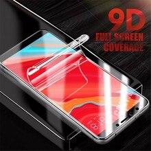 Soft Hydrogel Film For Xiaomi Redmi K20 7 7A 6 6A Note 7 5 6 Pro Full Protective Film Cover For Xiaomi Redmi 4X 5 Plus Protector luanke full protective film for xiaomi redmi note 5 2pcs
