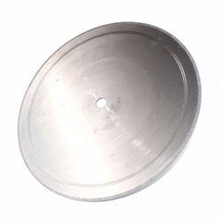 900mm 36 inch Ultradunne Notched Diamond Lapidary Zaag Zaagblad Disc Metselwerk Gereedschap voor Edelsteen Slab sieraden Arbor 36mm