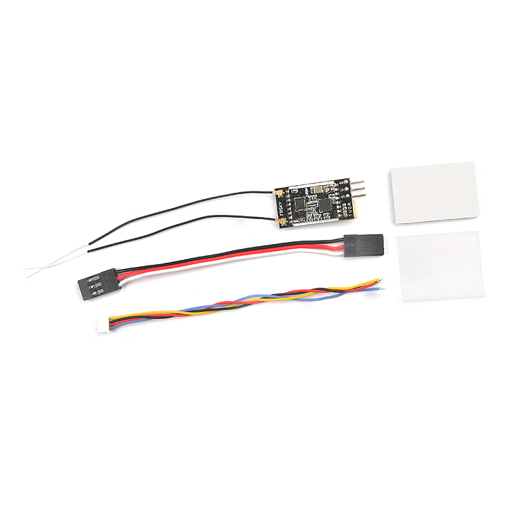 FX400R Frsky D16 Mini Receiver with smart port Telemetry Micro TX Compatible 2.4G SBUS Output for RC FPV Drone F20119 new 2 4g 8ch receiver ppm sbus output for frsky x9d plus xjt djt dft dht for rc multicopter fpv racing camera drone spare parts