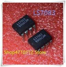 NEW 5PCS LOT LS7083 LS7083N DIP 8 IC