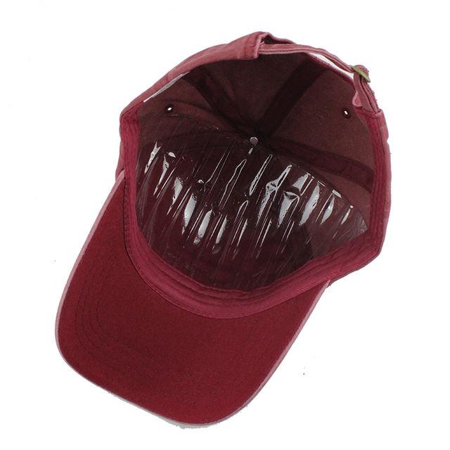 Women's Casual Cotton Slim Fit Baseball Cap