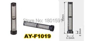 Filtro de bomba de urea de alimentación superior de 20 piezas al por mayor 35*6,6*2,9mm para piezas de automóviles de gasolina AY-F1019