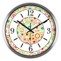 Wall Clocks Home Bedrooms Modern Design Clocks For Home Decor Montre Murale Wandklok Klok Wall Clock With Stucco DDN365