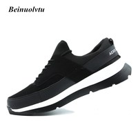 Height Increasing Sneakers For Men Sports Shoes Platform Sneakers Mens Tennis Shoes Black Trainers 38 44