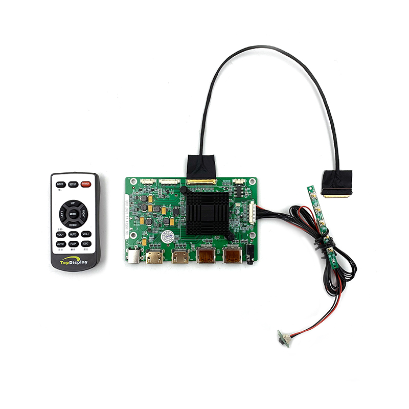 2HDMI+2DP+Audio 4K LCD controller board support 4K 13.3 inch lcd panel LP133UD1-SPA1/SPA2  lcd controller board2HDMI+2DP+Audio 4K LCD controller board support 4K 13.3 inch lcd panel LP133UD1-SPA1/SPA2  lcd controller board