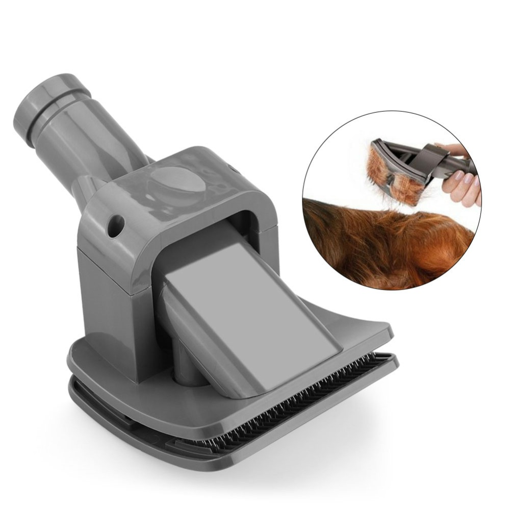 Pet Fur Hair Vacuum Groomer for Dyson Vacuum Cleaner Grooming Tools(China)