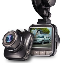 free shipping universal Mini car DVR HD 1080P car driving recorder 2.0 inch high resolution LCD, can watch while shooting.