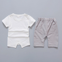 Summer Brand Infant Jogging Suits