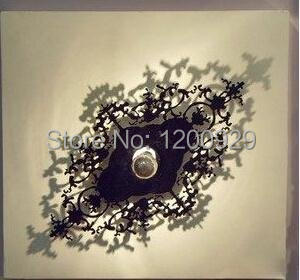 Free Shipping Rome Sunshine Shadow Wall Lamp Modern Creative Lights for Aisle/Bedroom/Corridor,Indoor Lighting WLL-14 sunshine forest wall hanging bedroom tapestry