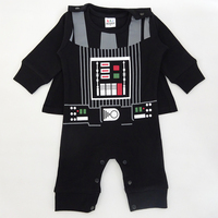 Baby Boy Darth Vader Cosplay Costume 6 24 Months